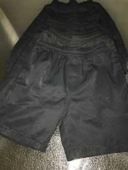 St Patrick's size 6 dress shorts 6 pairs @