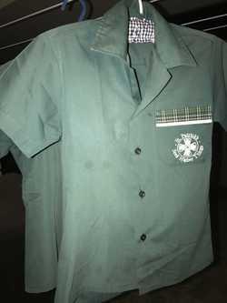 Saint Patrick's size 6,dress shirts x 2