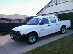 02 Mitsubishi Triton GXL 4 x 2, dual cab ute, good cond, 240,000km, reg, RWC, $3600 ono. Phone 04...