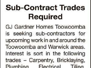 Sub-Contract Trades