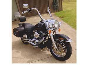 Harley Davidson 2001