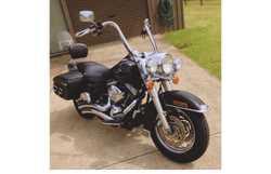 HARLEY Davidson 2001    Road King Classic,  39,000 kms,  12months rego,  ex...