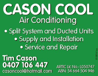 * Split System and Ducted Units