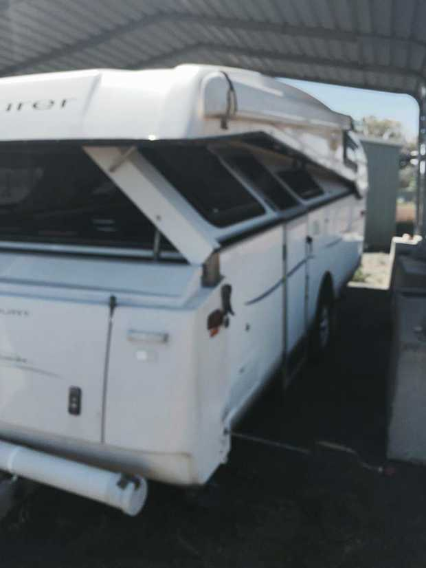 2007 Eco Tourer Slip Stream, Double bed, roll out awning, 3 way fridge, a/c , hayman reese towing, 1...