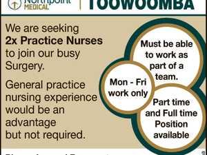 2x Practice Nurses