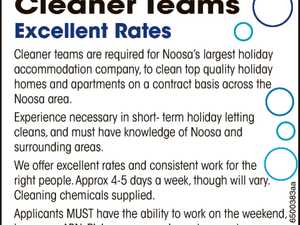 Cleaner Teams Wanted - Excellent Rates