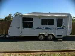 **** SOLD **** WINDSOR Streamline Caravan 2004 19ft, in excellent condition $17,000 Phone 0481257...