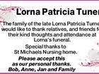 Lorna Patricia Tuner