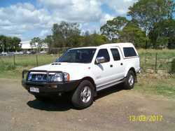 For Sale Nissan Navara with High Rise Canopy 2013, 56500 kms, Used, Excellent Condition, Manual, 4 D...