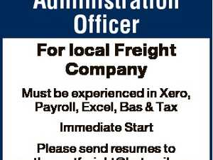 Administration Officer
