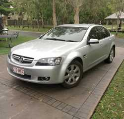 BERLINA VE 2008 silver, 172,000kms, good tyres, service history available, RWC, excellent conditi...