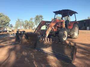 Zeetor Tractor