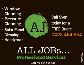Call Sven today for a FREE Quote 0423 464 554