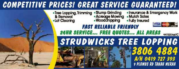 GREAT SERVICE GUARANTEED! 