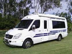MERCEDES motorhomeDrifter, turbo diesel, 2015 conversion, 7spd auto, shower/toilet, a/c, ki...