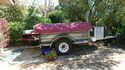 2004 off-road, gal dipped, long drawbar, treg hitch, half closed kitchen, with lots more included! 3...