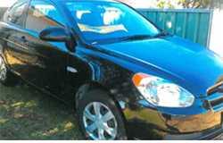 HYUNDAI Accent, 2006,  3 door hatchback,  5spd man,  5 mth rego,  good cl...