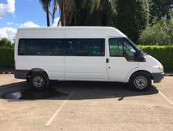 2005 FORD TRANSIT 12 SEATER BUS, Turbo Diesel, 6speed manual, 266,000km. RWC. Can be driven on a...