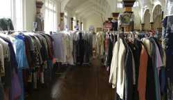 Vintage & Antique Clothing & Fashion Accessories.  150 years of fashion for sale 10-4 St Lukes Hall