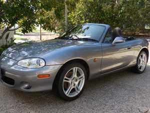 Mazda MX5 2003 Classic Sports Car
