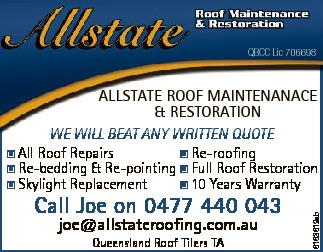 ROOFING/SKYLIGHTS ALLSTATE   WE WILL BEAT ANY WRITTEN QUOTE    All Roof Repairs  ...