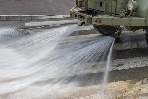 Stock water