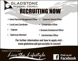 Seniors Records Management Officer
