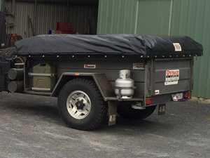 Outback camper