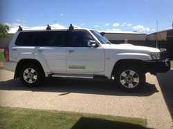 2013 Nissan Patrol ST Y61, auto, 108,544kms, well cared for, ex condition, 12 mths rego, $12000+...