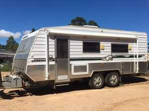 KEDRON off road caravan
