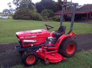 4WD Kubota B6200 Diesel 15hp Tractor