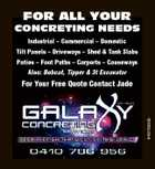 Galaxy Concrete Services