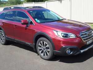 2015 Subaru Outback Premium 2.0 DT   AWD