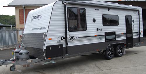 Caravan City Sales Introducing New Design RV Caravan     Affordable Quality  19ft ful...