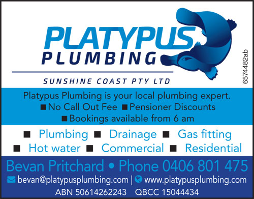 Platypus Plumbing is your local plumbing expert.