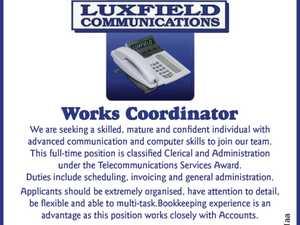 Works Coordinator