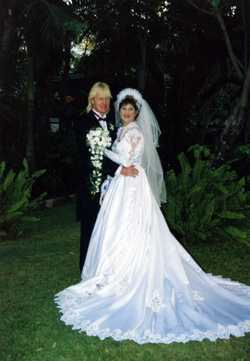 To our parents Darren and Karen Buchanan on your 25th Wedding Anniversary, we hope you continue to l...