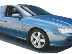 2005 Holden VZ Equipe