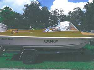 SWIFTCRAFT Boat