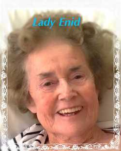 (Lady Enid) 13/5/1929-30/03/2017 Enid's family would like to express their profound gratitude for yo...