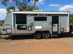 Built to tour, ready to go, full certificates,  QLD registered  21/3/18, immaculate presentation. $9...