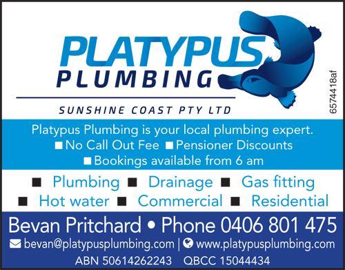 Platypus Plumbing is your local plumbing expert.    No Call Out Fee  Pensioner Discou...