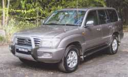 LANDCRUISER Sahara 2004  excellent condition,  very low kms,  full leather, ...