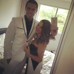 Our beautiful Danielle is marrying Khory today. We would like to wish them both a lifetime of love a...