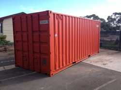 Buy shipping containers at a very competitive rates in Victoria at Affordable Containers. We deal in...