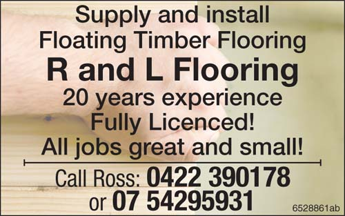 R and L Flooring