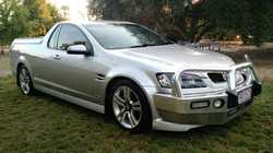 VE SS Ute, 2009, 6.0 l, auto, 128,000k, only highway k's, mature owner, n/s, selling due to...