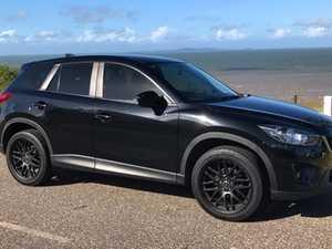 2013 MAZDA BLACK CX5