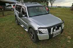 2009 GLX Pajero reg Feb18, excel cond, 152,000kms, diesel, roof racks, b/bar, t/bar, 5sp auto, lo...