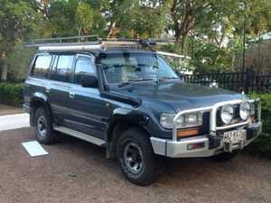 80's Series Landcruiser